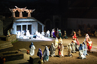 knoxville nativity pageant