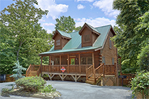 bear pause pigeon forge cabin by usa cabins